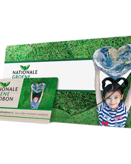 Nationale Groene Kadobon 75 euro